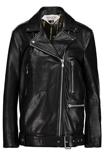 Fête Impériale / Biker jacket Joséphine  Garden lining
