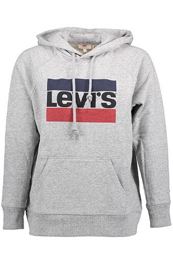 Levi's / Sweat Graphic Sport Hoodie