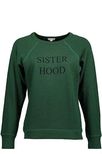 Soeur / Sweat shirt Sister Hood