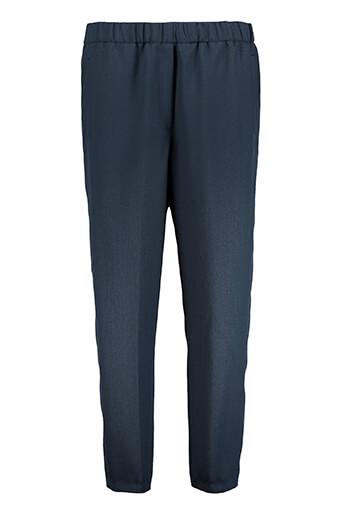 Forte Forte / Pantalon en laine avec élastique