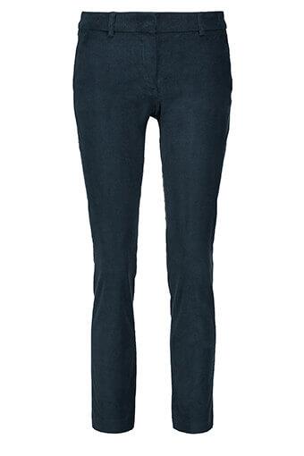 Swildens / Pantalon velours lisse