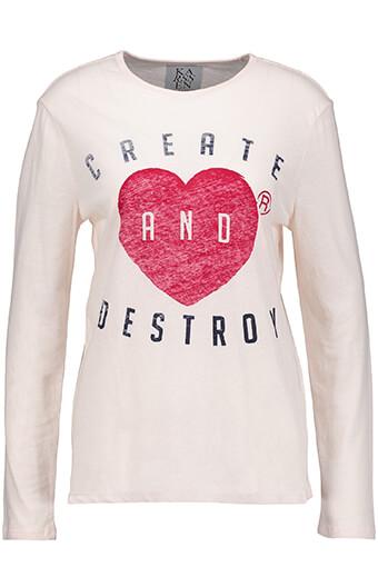 Zoé Karssen / Tee shirt Create and Destroy