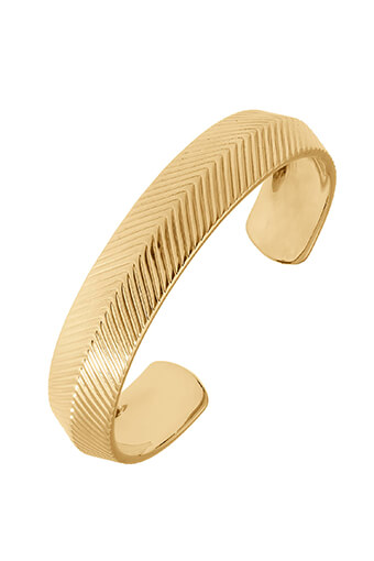 Aurélie Bidermann / Bracelet Peggy simple