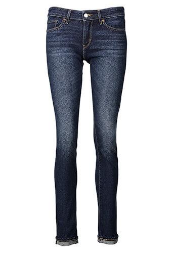 Levi's / 711 Selvedge Skinny Jeans