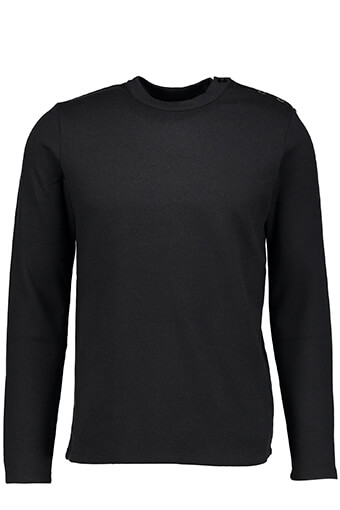 Majestic Filatures / Pull col rond pour homme