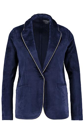 Majestic Filatures / Veste blazer velour