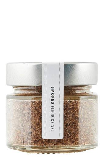 Nicolas Vahé / Fleur de sel smoked, 90 grammes
