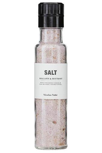 Nicolas Vahé / Moulin à sel, échalotes & betteraves 325g