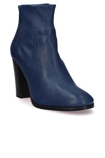 Stouls / Boots Calliope, cuir d'agneau végétal