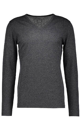 Majestic Filatures / Tee shirt col V manches longues