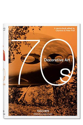Taschen / Decorative art 70's