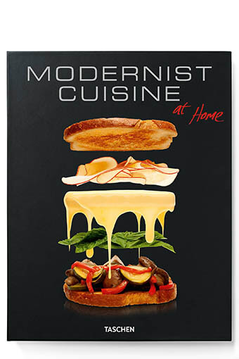 Taschen / Modernist cuisine at home