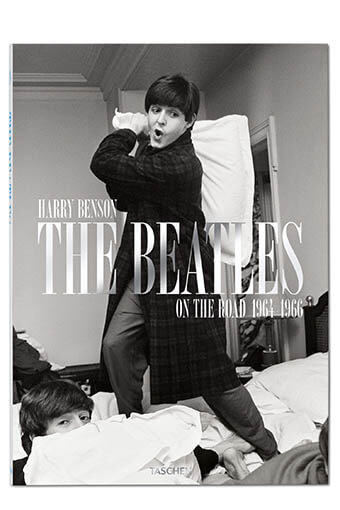 Taschen / The Beatles ( Harry Benson) on the road 1964- 1966