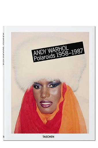Taschen / Andy Warhol polaroids 1958- 1987
