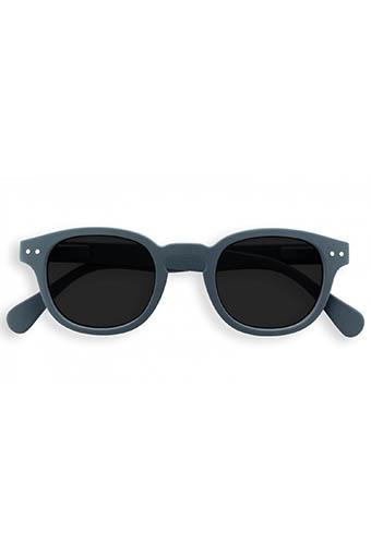 Izipizi / Lunettes solaires #C Grey, grey lenses