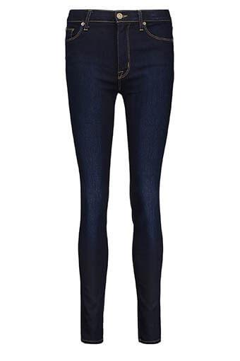 Hudson / Jean Barbara taille haute super skinny