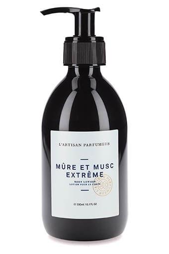 l'Artisan Parfumeur / Lait corps Mûre et musc extrême 300 ml