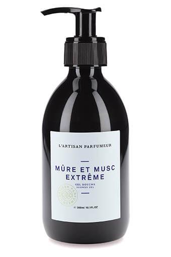 l'Artisan Parfumeur / Gel douche Mûre et musc extrême 300 ml