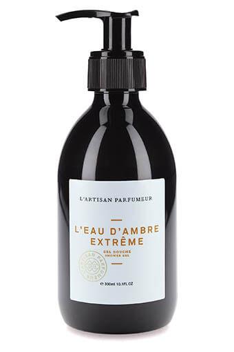 l'Artisan Parfumeur / Gel Douche L'eau d'ambre extrême 300 ml