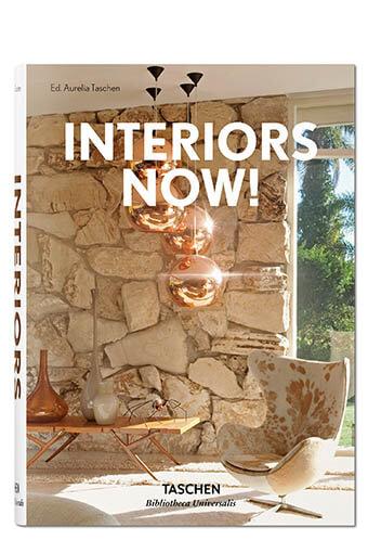 Taschen / Interiors Now