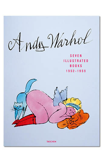 Taschen / Andy Warhol, les 7 illustrations