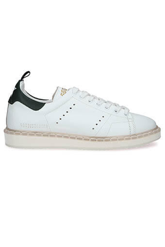 Golden Goose / Sneakers Starter patch vert
