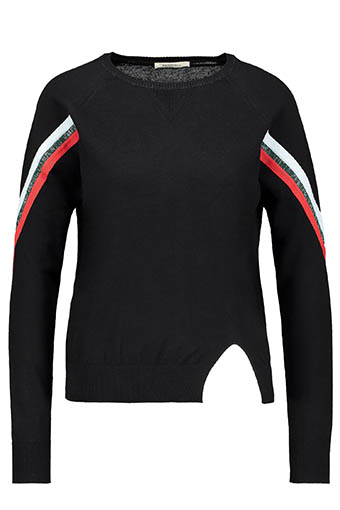 Ragdoll / Sweater rainbow stripe