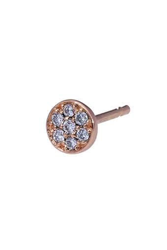 Gigi Clozeau / Boucle d'oreille puce diamants