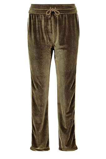 Mother / Pantalon The Lounger Ankle