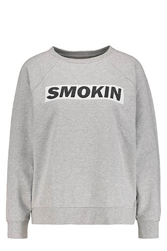 6397 / Sweatshirt Smokin Grey