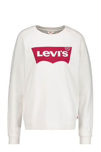 Levi's / Sweat Relaxed Graphic crew