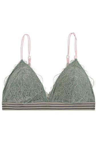 Love Stories / Soutien-gorge Darling Agave green