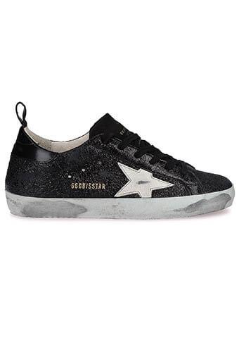Golden Goose / Sneakers superstar metallic