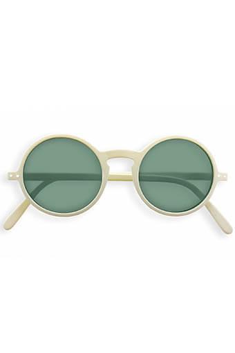 Izipizi / Lunettes de soleil #G White clay G15 lenses