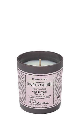 Lothantique / Bougie parfumée Fleur de Tiaré