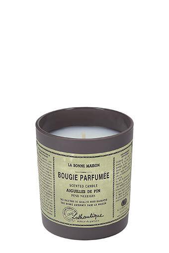 Lothantique / Bougie parfumée Aiguille de pin