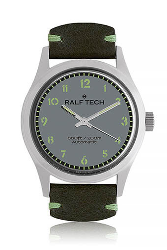 Ralf Tech / Montre Academie  Ranger Automatique