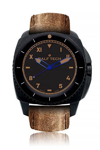 Ralf Tech / Montre WRXV Automatique California black