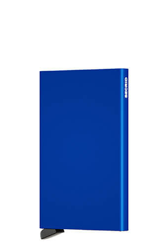 Secrid / Cardprotector blue