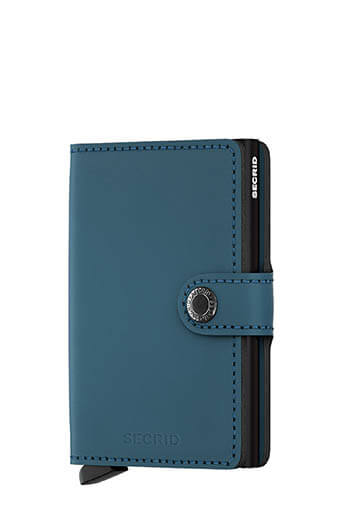 Secrid / Mini wallet original Petrol