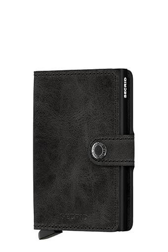 Secrid / Mini wallet vintage black