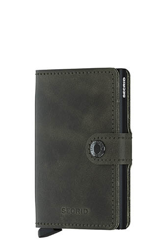Secrid / Mini wallet Vintage Olive-Black