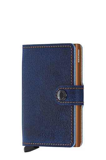 Secrid / Mini wallet indigo 5