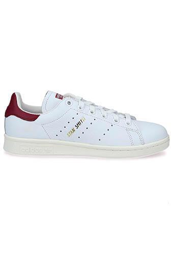 Adidas Originals / Stan Smith patch bordeaux