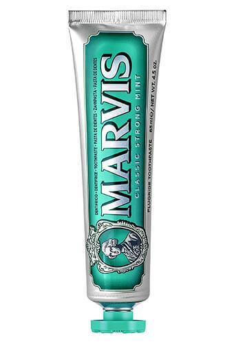 Marvis / Dentifrice menthe forte verte