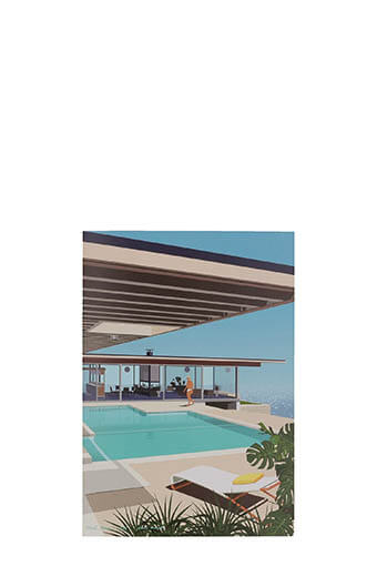 Image Republic / Paulo Mariotti Stahl House 10.5x15