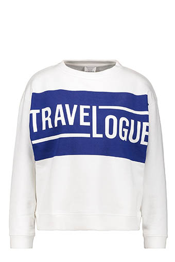 Roseanna / Sweat-shirt Travelogue