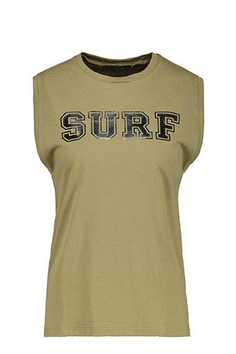 6397 / Débardeur Surf City Army