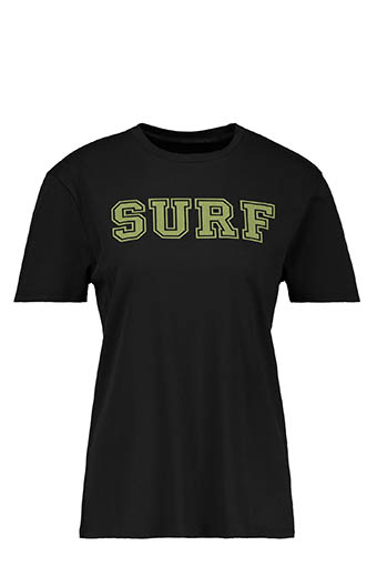 6397 / Tee shirt Surf City black
