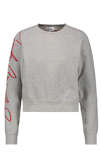 Re / Done / Sweat Cindy classic crewneck